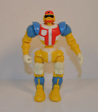 """1993 Bats 5.25"""" Toy Biz Robot Action Figure The Bots Master Animated Series"""