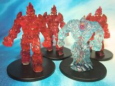 Dungeons & Dragons Miniatures Lot  Psychic Sentinel Chillfire !!  s100