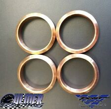 Ulmer Racing Yamaha Snowmobile Copper Exhaust Gasket Set for Apex, Attak, RX-1