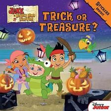 Jake And The Never Land Pirate - Trick Or Treasure (2013) - Used - Trade Pa