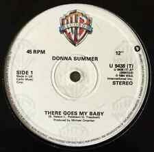 """DONNA SUMMER - There Goes My Baby (12"""") (VG-EX/NM)"""