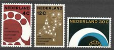 Netherlands - 1962 Automation telephone network Mi. 779-81 MNH