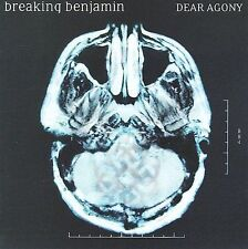 ~DAMAGED ARTWORK CD Breaking Benjamin: Dear Agony