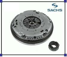 Neuf * authentique * sachs oem vw polo 1.6 tdi 2009 > double masse volant & embrayage kit