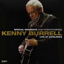Kenny Burrell Special Request (And Other Favorites) 180g vinyl LP NEW sealed