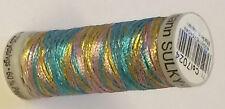 Embroidery Thread Gutermann Sulky Metallic for Machine Thread 200m - 7024