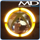 Xbox 360 Controller LED MOD - ROL - Bright Yellow