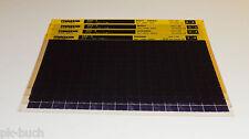Microfich Ersatzteilkatalog Mazda MX - 3 Modelle ab 1993 Stand 05/1995