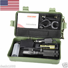 Bright 8000LM X800 Shadowhawk CREE T6 LED Flashlight Torch Lamp G700 Light Kit