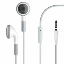 Earphone Headphone Stereo Headset With Mic for Apple iPhone 4 4S 3GS 3G iPod