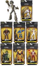Marvel Legends X-MEN Wave 2 COMPLETE SET OF 7 + WARLOCK BAF MOC In Stock