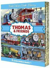 Thomas and Friends Little Golden Book Library (Thomas and Friends) (2013,...