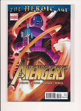 The Avengers, The Heroic Age #1 2nd Print ~ Marvel Comics 2011 ~ VF/NM (HX534)