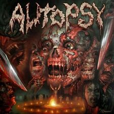 Autopsy - The Headless Ritual CD 2013 limited digibook death metal Peaceville