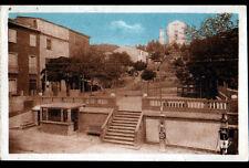 LE PERTHUS (66) VILLAS , POMPE à ESSENCE ,BLOCKHAUS & PHARE AERONAUTIQUE en 1939