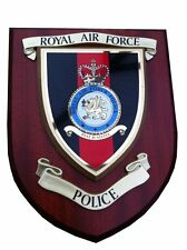 RAF Royal Air Force Police Regiment  Wall Plaque Military