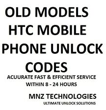 UNLOCK CODE for HTC Inspire locked to AT&T Network Cheapest Quick & Efficient