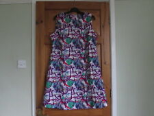 vintage mod / 60s dress size 14 / 16
