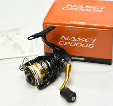 2016 NEW Shimano NASCI C2000S Spinning Reel
