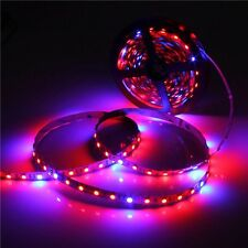3.28 ft 1M 60Leds LED Grow Light Bar Strip Red Blue 4:1 Hydroponic Plant Growth