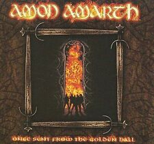 Once Sent From the Golden Hall [Bonus Disc] [Digipak] by Amon Amarth (CD,...