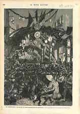 ACCEUIL PATRIOTIQUE LIBÉRATION TOUL GUERRE 1870 ARRIVÉE MILITAIRES FRANÇAIS 1873