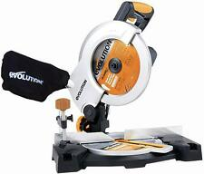 Evolution (powertools) 210mm 1200w Multi-purpose Table / Mitre Saw 230v