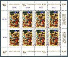 AUSTRIA - 1994 - Giornata del francobollo.