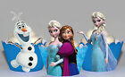 Frozen Movie Inspired Party 15 Wraps Cupcake Cases Cake Wrappers Cup Cake