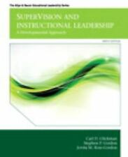 NEW Supervision and Instructional Leadership (9th Edition) (Global Edition)