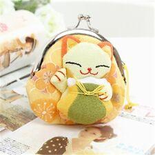 Porte-monnaie Maneki-neko Fortune Cat Jap  kawaii