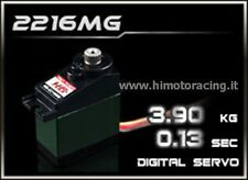 MINI SERVO DIGITALE POWER HD 3.9 Kg 0,13 sec CON INGRANAGGI IN METALLO HD-2216MG