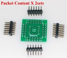"LQFP48 breakout board 2.54mm 0.1"" x 2pcs"
