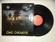 "LP VEGA BAND D'HAITI ""Chic chouette"" JOHNY MUSIC JM 2001 FRANCE §"