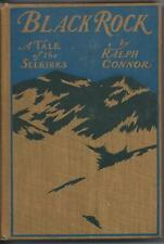 Black Rock: A Tale of the Selkirks by Ralph Connor - Revell (1900)