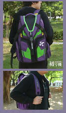 Evangelion Revoltech Test Type EVA-01 Backpack Hiking Bag Neon Genesis EVA