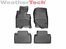 WeatherTech Custom Floor Mat FloorLiner for Infiniti FX - 2009-2013 -  Black