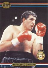 FRANCESCO DAMIANI  - Boxing Trading Card - 1991 Ringlords