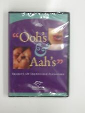 Sinclair Intimacy Institute Ooh's & Aah's - Secrets of Incredible Pleasures DVD