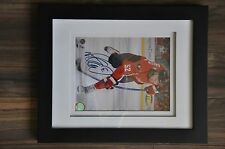 Autographed Washington Capital's Mike Green Double-Matted Framed Photo