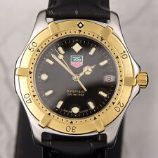 Authentic TAG Heuer Professional 2000 Series Ref.665.006F Automatic Mens Watch