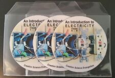 NEW KENT HOVIND AN INTRODUCTION TO ELECTRICITY HOME SCHOOL DVD SERIES FAST SHIP