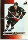 Daniel Alfredsson 1997-98 Pinnacle Zenith Dare to Tear 5x7 Ottawa Senators #Z25