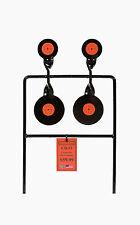 Steel, Metal shooting target-Centerfire Double Spinner Shooting Target