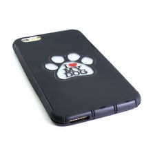"""CoverON® for Apple iPhone 6 Plus (5.5"""") Case Ultra Slim Cover Black Dog Paw"""