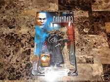 Candyman Rare Signed Action Figure Tony Todd Horror Movie Cult Classic + Photo