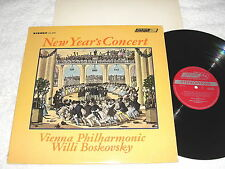 "Boskovsky/Vienna Philharmonic ""New Year's Concert"" 1967 LP, VG+, London CS.6555"