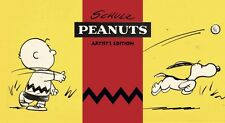 CHARLES SCHULZ PEANUTS ARTIST EDITION HARDCOVER