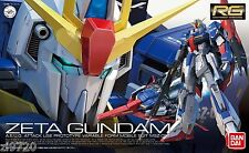 RG Real Grade #10 MSZ-006 Z Zeta Gundam 1/144 model kit Bandai