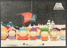 FOTOBUSTA 2, SOUTH PARK: Bigger, Longer & Uncut TREY PARKER ANIMAZIONE POSTER
